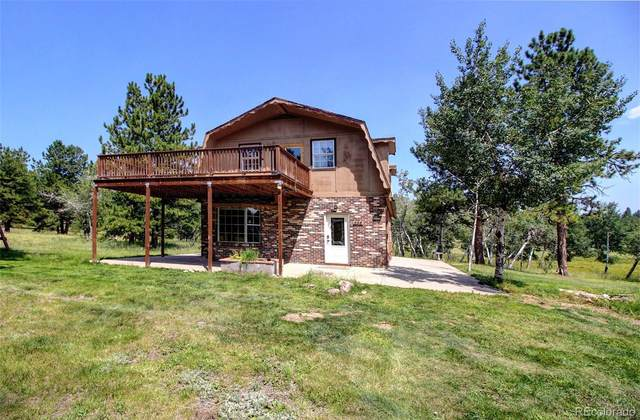 556 Wagon Tongue Road, Bailey, CO 80421 (#2168116) :: Own-Sweethome Team