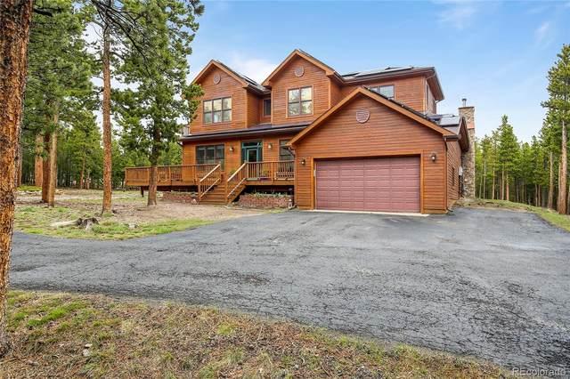 75 Shoshoni Way, Nederland, CO 80466 (#2168363) :: Finch & Gable Real Estate Co.