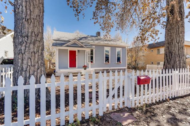 1448 Depew Street, Lakewood, CO 80214 (#2168569) :: The Griffith Home Team