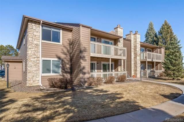 10313 E Peakview Avenue H104, Englewood, CO 80111 (#2168627) :: iHomes Colorado