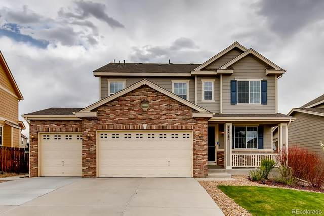 11372 S Trailmaster Circle, Parker, CO 80134 (#2168645) :: The Healey Group