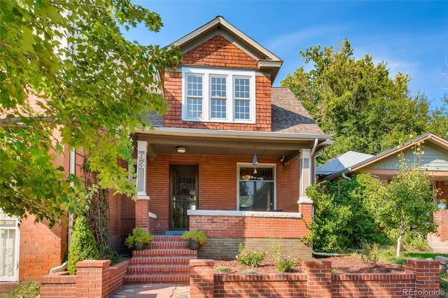 93 W Byers Place, Denver, CO 80223 (#2168659) :: Venterra Real Estate LLC