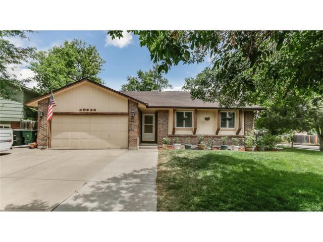10744 Eudora Circle, Thornton, CO 80233 (MLS #2168783) :: 8z Real Estate