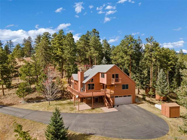 90 Za Za Lane, Evergreen, CO 80439 (#2169048) :: The DeGrood Team