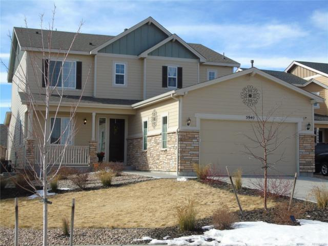 5940 Traditions Drive, Colorado Springs, CO 80924 (#2169336) :: The Peak Properties Group