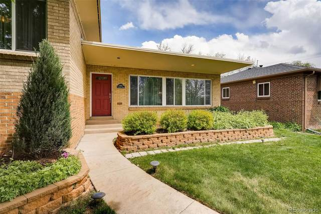 1476 S Garfield Street, Denver, CO 80210 (#2169389) :: The DeGrood Team