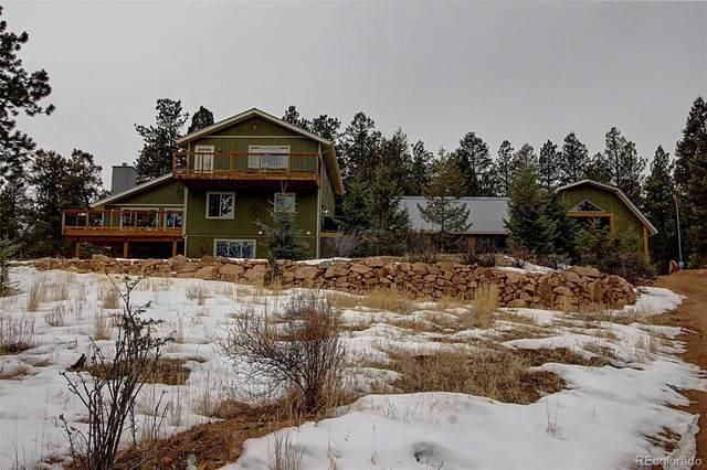 331 Woodside Drive, Pine, CO 80470 (MLS #2170375) :: Keller Williams Realty