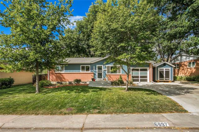 6897 Newcombe Street, Arvada, CO 80004 (#2170404) :: The DeGrood Team
