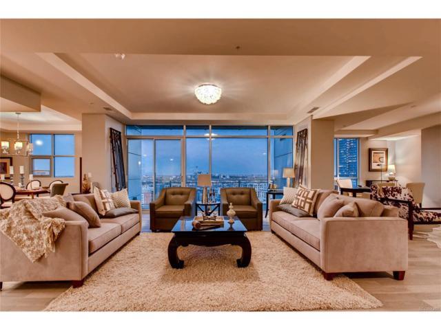 2001 Lincoln Street #2122, Denver, CO 80202 (#2170415) :: The Peak Properties Group