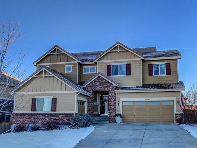 15790 E Windbreak Lane, Parker, CO 80134 (#2170430) :: The Peak Properties Group