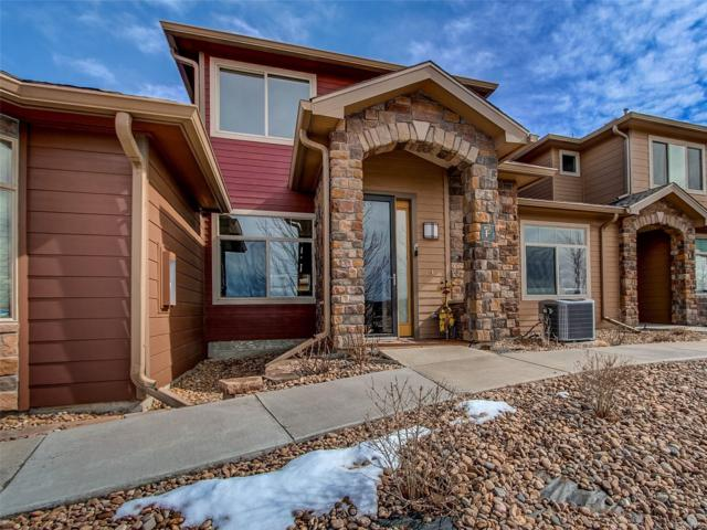 8633 Gold Peak Place F, Highlands Ranch, CO 80130 (#2170450) :: The HomeSmiths Team - Keller Williams