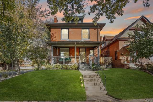 602 S Sherman Street, Denver, CO 80209 (#2170635) :: Bring Home Denver with Keller Williams Downtown Realty LLC