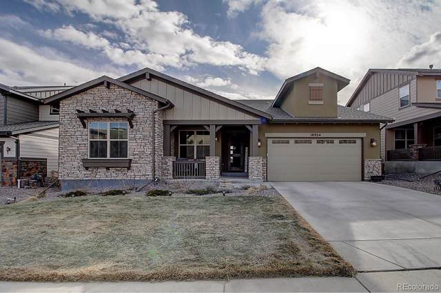 18954 W 85th Bluff, Arvada, CO 80007 (#2170676) :: The DeGrood Team