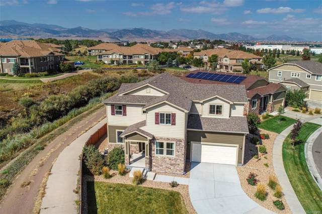 15170 W 62nd Way, Arvada, CO 80403 (MLS #2170776) :: 8z Real Estate
