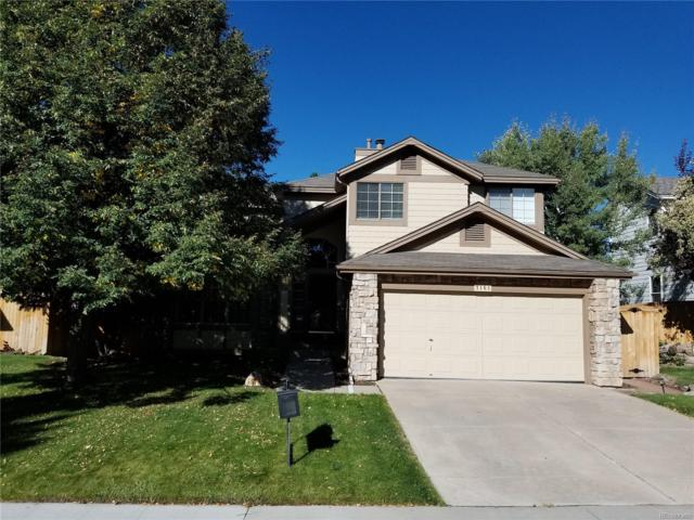 7161 Townsend Drive, Highlands Ranch, CO 80130 (#2171124) :: The City and Mountains Group