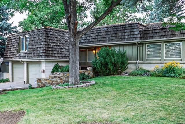 7010 S Steele Street, Centennial, CO 80122 (MLS #2171181) :: 8z Real Estate