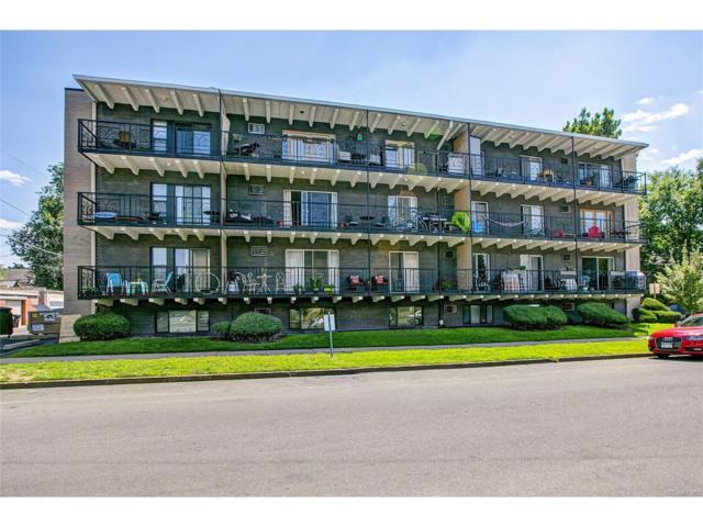 100 S Clarkson Street #201, Denver, CO 80209 (MLS #2171258) :: 8z Real Estate