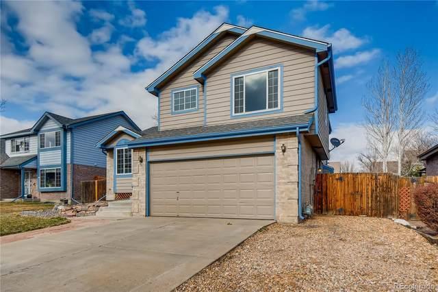 12872 Bellaire Street, Thornton, CO 80241 (MLS #2171371) :: The Sam Biller Home Team