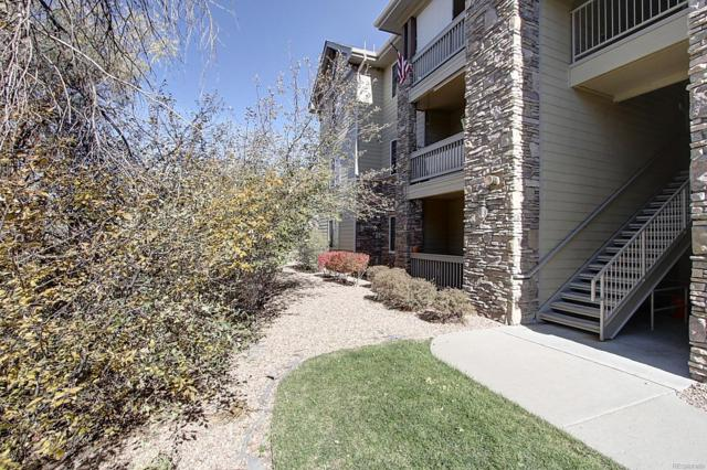 10301 W Girton Drive #102, Lakewood, CO 80227 (#2171570) :: The Heyl Group at Keller Williams