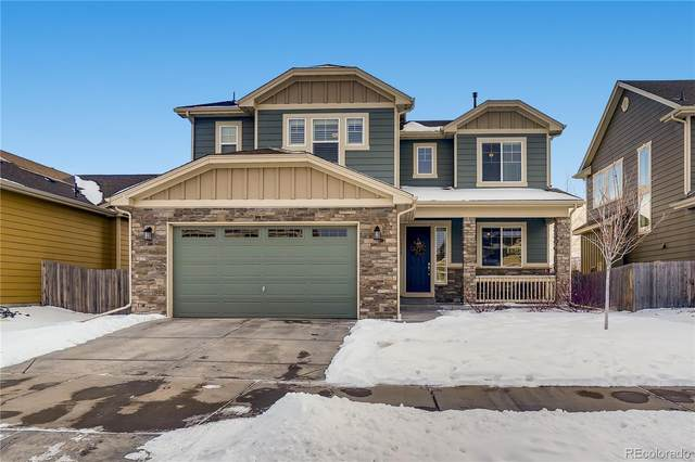 16250 W 62nd Drive, Arvada, CO 80403 (#2171665) :: The Dixon Group