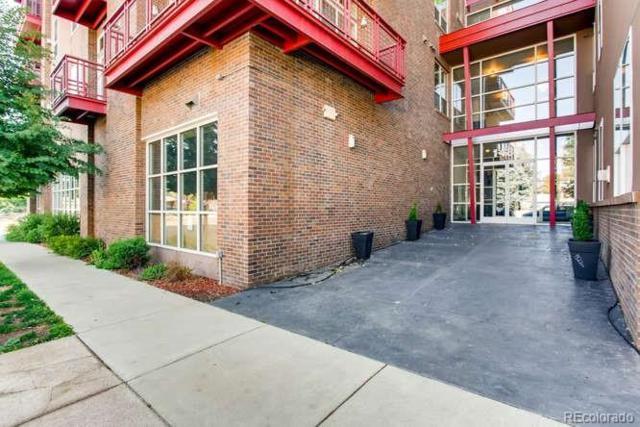 1488 Madison Street #507, Denver, CO 80206 (#2172231) :: Wisdom Real Estate