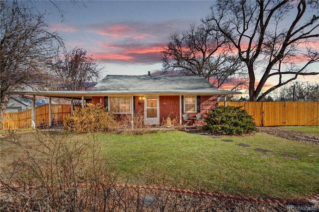 1360 S Birch Street, Denver, CO 80222 (MLS #2172233) :: 8z Real Estate