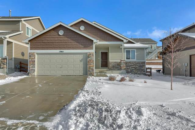 17865 Mining Way, Monument, CO 80132 (#2172316) :: The Gilbert Group