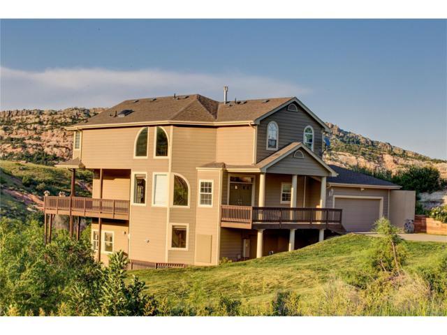 13095 W Mustang Way, Littleton, CO 80127 (MLS #2172560) :: 8z Real Estate