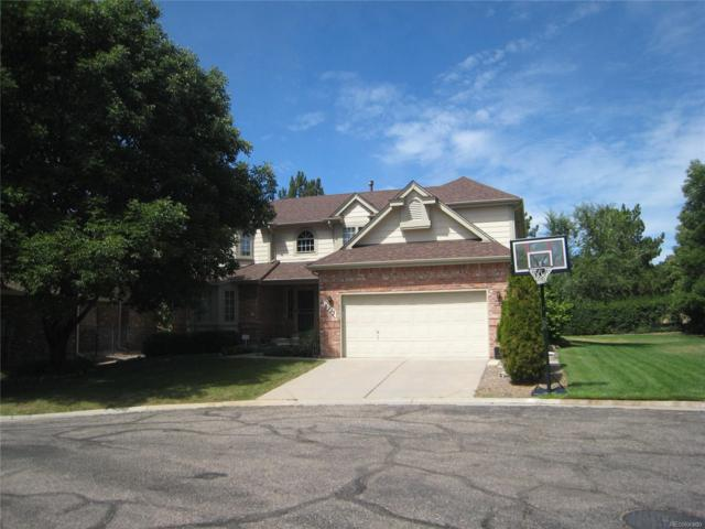 6225 S Iola Court, Englewood, CO 80111 (#2172912) :: The Sold By Simmons Team