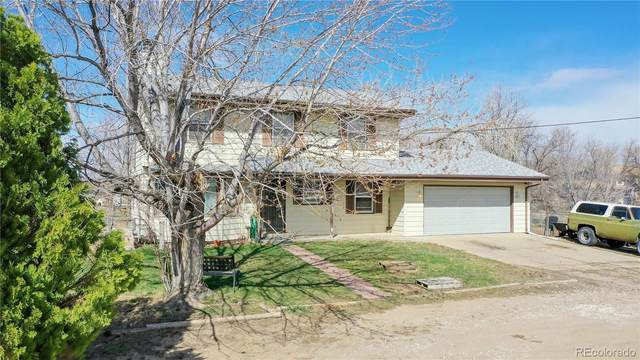 14281 County Road 2, Brighton, CO 80603 (#2173036) :: The DeGrood Team