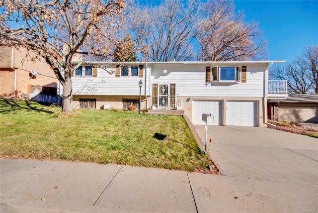 2738 S Marshall Street, Denver, CO 80227 (#2173082) :: My Home Team