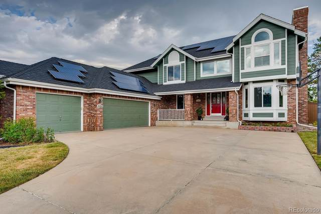 2285 Wynterbrook Drive, Highlands Ranch, CO 80126 (#2173339) :: Peak Properties Group