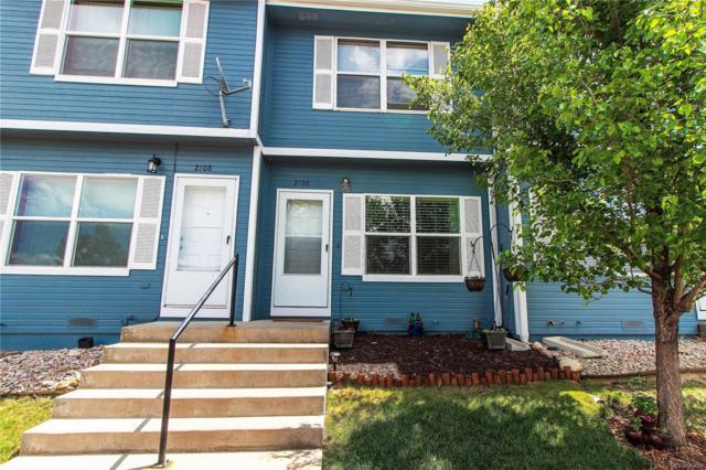 2106 Oakcrest Circle, Castle Rock, CO 80104 (MLS #2173643) :: 8z Real Estate