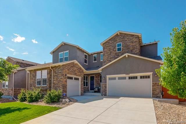 14966 Delhi Avenue, Parker, CO 80134 (#2173884) :: Berkshire Hathaway HomeServices Innovative Real Estate