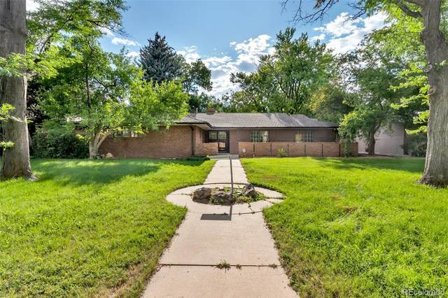435 Monaco Parkway, Denver, CO 80220 (#2174074) :: The DeGrood Team