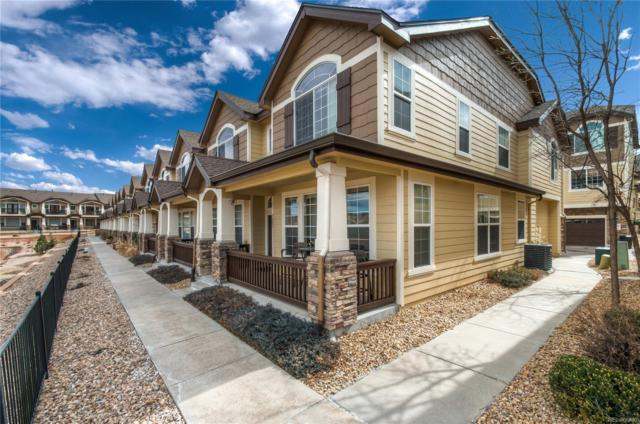 1407 Turnberry Drive, Castle Rock, CO 80104 (#2174187) :: The Peak Properties Group