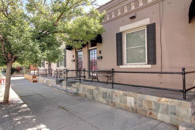 14 E Bayaud Avenue, Denver, CO 80209 (#2174307) :: The HomeSmiths Team - Keller Williams