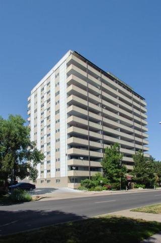 1029 E 8th Avenue #506, Denver, CO 80218 (#2174465) :: The Healey Group