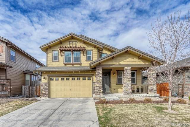 10361 Kenneth Drive, Parker, CO 80134 (#2174539) :: iHomes Colorado