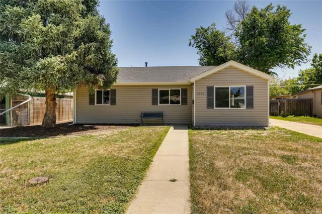 1230 Worchester Street, Aurora, CO 80011 (#2174781) :: The Griffith Home Team
