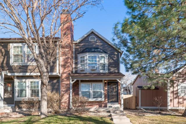 1258 S Flower Circle A, Lakewood, CO 80232 (#2174941) :: Bring Home Denver