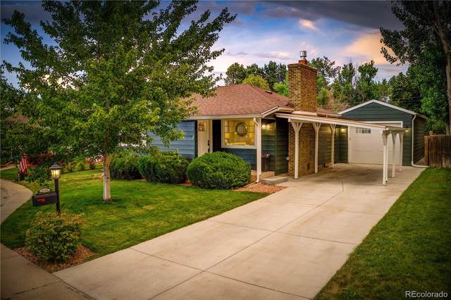 2141 W Fair Circle, Littleton, CO 80120 (MLS #2175192) :: 8z Real Estate