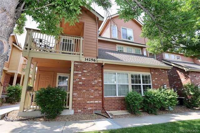 14256 E Whitaker Place #89, Aurora, CO 80015 (#2175527) :: The Dixon Group