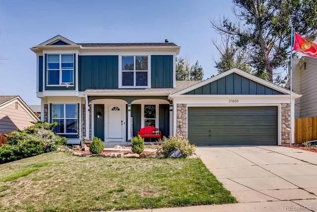 21633 E Aberdeen Drive, Centennial, CO 80015 (MLS #2175728) :: 8z Real Estate