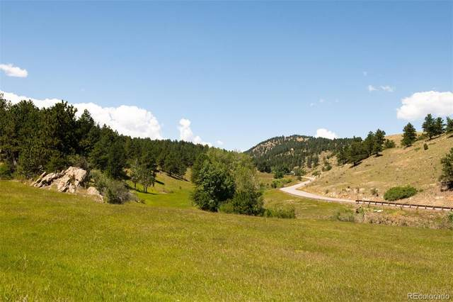 Lot 2 Legacy Ranch, Evergreen, CO 80439 (#2175947) :: Portenga Properties - LIV Sotheby's International Realty
