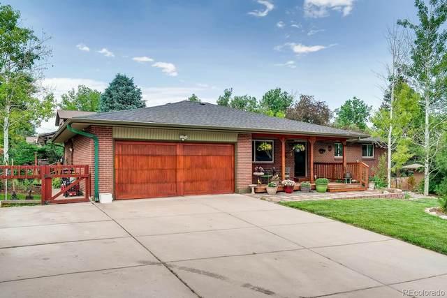 13695 W 7th Avenue, Lakewood, CO 80401 (#2176344) :: Peak Properties Group