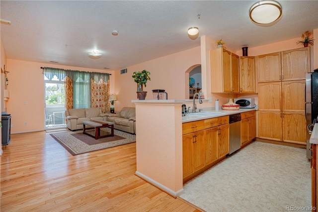14241 E 1st Drive #203, Aurora, CO 80011 (MLS #2176374) :: 8z Real Estate