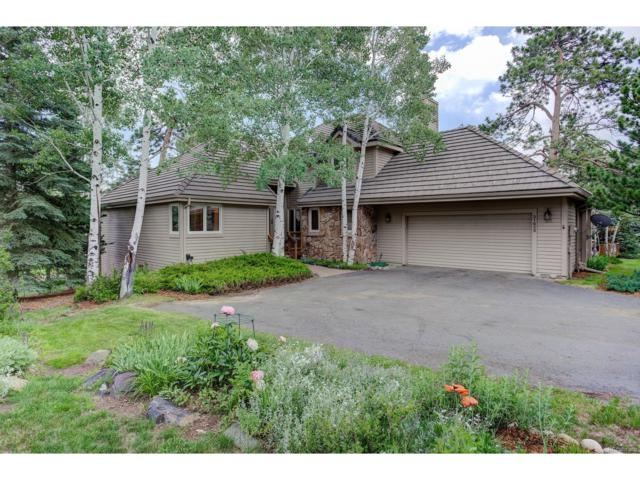 31628 Gallery Lane, Evergreen, CO 80439 (#2176872) :: The City and Mountains Group
