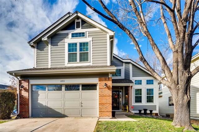 491 W Jamison Place, Littleton, CO 80120 (#2177446) :: The DeGrood Team