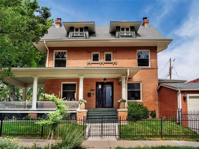 1469 Madison Street, Denver, CO 80206 (#2177563) :: Finch & Gable Real Estate Co.
